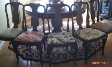 Dining Chairs, dining room chairs, bohemian